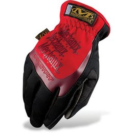 Red Mechanix Wear Fast-fit Gloves