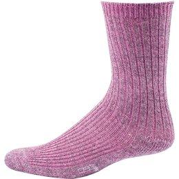 Divas Womens Countryside Socks Pink