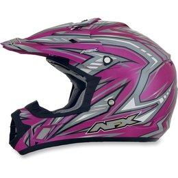 Fuchsia Afx Womens Fx-17 Fx17 Factor Helmet