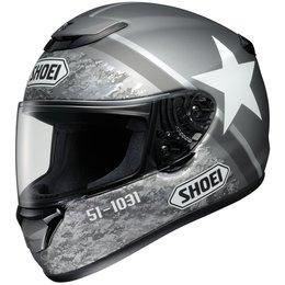 Black Shoei Qwest Resolute Full Face Helmet