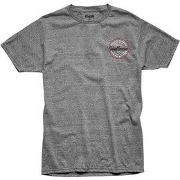Thor Mens Hallman Collection Traditions Premium Fit T-Shirt Grey
