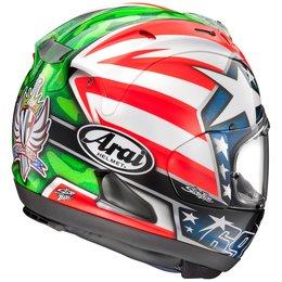 Arai Corsair X Nicky-6 Hayden Replica Full Face Helmet Red