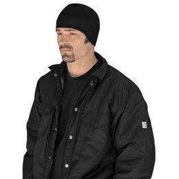 Zan Headgear Coolmax Helmet Liner Skull Cap Black