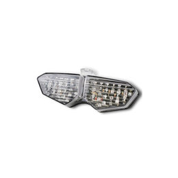 Rumble Concept LED Integrated Taillight Clear For Yam YZF-R6 03-05 YZF-R6S 03-08