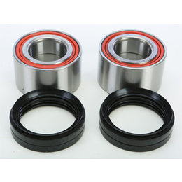 Pivot Works UTV Front Wheel Bearing Kit For Honda Pioneer 500/700 PWFWK-H55-000 Unpainted
