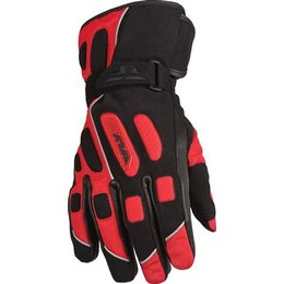 Red Fly Racing Track Gloves Track