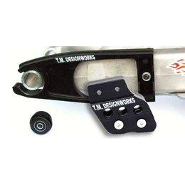 TM Designworks Slide-N-Glide Kit AM Black For Honda CRF Raptor 700