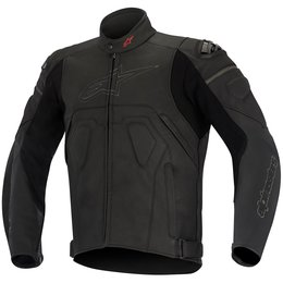 Alpinestars Mens Core Armored Leather Jacket Black