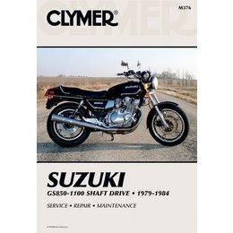 Clymer Repair Manual For Suzuki GS850-1100 Shaft 79-84