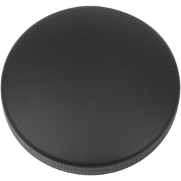 Drag Specialties Original Style Vented Gas Cap For Harley Matte Black 0703-0549