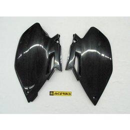 Acerbis Side Panels Black For Yamaha YZ250F YZ450F 03-05