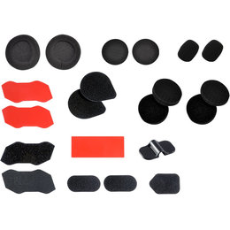 Sena 10R Communication System Supplies Kit Black 10R-A0201 Black
