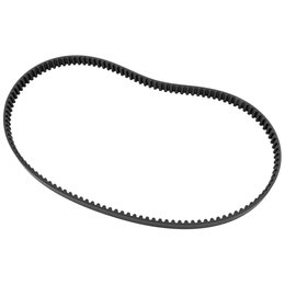 Belt Drives 126 Tooth 1-1/8 Inch Replacement Rear Drive Belt BDL-SPC-126-118 Unpainted