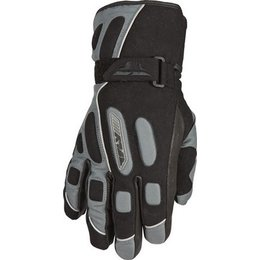 Gunmetal Fly Racing Track Gloves