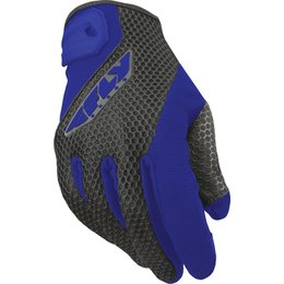 Fly Racing Mens Coolpro II Mesh Gloves Blue