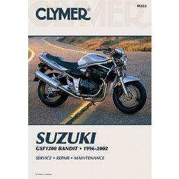Clymer Repair Manual For Suzuki GSF1200 1200 Bandit 96-03