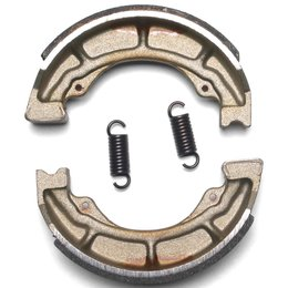 EBC Standard Rear Brake Shoes Single Set ONLY For Suzuki RM100 RM125 RS175 617 Unpainted