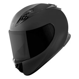 Speed & Strength SS3000 Solid Speed Full Face Helmet Black