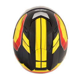AFX Limited Edition FX-95 FX95 Airstrike Full Face Helmet Red