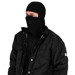 Zan Headgear Fleece Balaclava Head/Face Cover With Hook-and-Loop