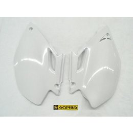 Acerbis Side Panels White For Yamaha YZ250F YZ450F 03-05