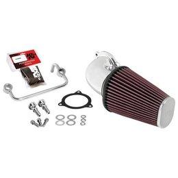 K&N AirCharger Intake Kit 63-1122P For Harley FLH FLT 08-09