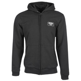 Highway 21 Mens Industry Armored Hoody Black