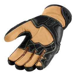 Stealth Icon Mens Hypersport Pro Short Leather Gloves 2014