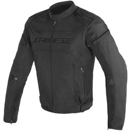 Dainese Mens D-Frame Armored Textile Jacket Black