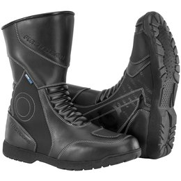 Black Firstgear Kili Hi Waterproof Boots Us 11 Eu 44