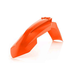 Acerbis Front Fender For KTM 16 Orange 2421115226