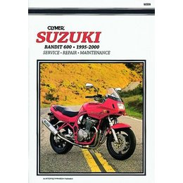 Clymer Repair Manual For Suzuki GSF600 GSF-600 Bandit 95-00