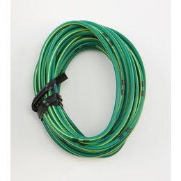 Shindy Electrical ATV Wiring 13 Feet Long Green Yellow 16-679 Green
