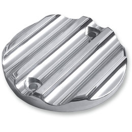 Covingtons Finned Points Cover Harley-Davidson Milwaukee 8 Black Chrome C1197-C Unpainted