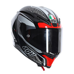 AGV Corsa Circuit Full Face Motorcycle Helmet With Tear-Off Shield