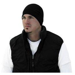 Zan Headgear Fleece Helmet Liner Skull Cap With Neoprene Ear Cover