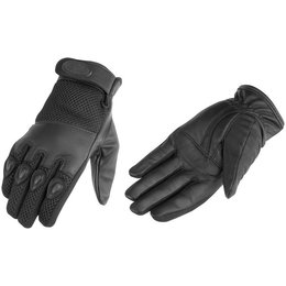 Black River Road Mystic Mesh Leather Gloves