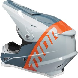 Thor Sector Shear Helmet Grey