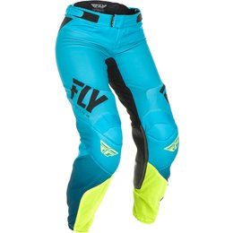 Fly Racing Womens Lite Pants Blue
