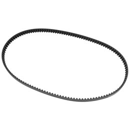 Belt Drives 132 Tooth 1 Inch Replacement Rear Drive Belt BDL-SPC-132-1 Unpainted