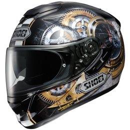 Gold Shoei Gt-air Gtair Cog Full Face Helmet