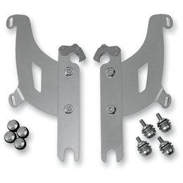 Memphis Shades Bullet Mount Kit Aluminum For Honda VT1300 CR/CS