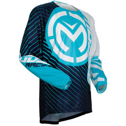 Moose Racing Youth Boys Qualifier MX Jersey Blue