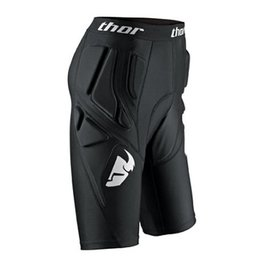 Black Thor Impact Protection Shorts