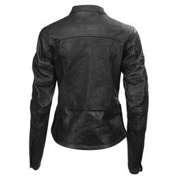 RSD Womens Maven Leather Riding Jacket Black