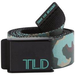 Troy Lee Designs Mens Fleet Nylon Reversible Belt Black