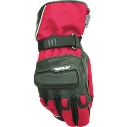 Red, Black Fly Racing Mens Xplore Snow Gloves 2015 Red Black