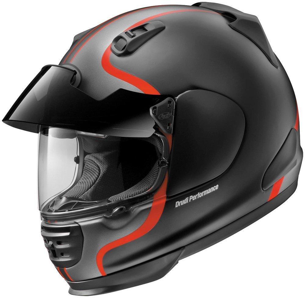 Sportbike Riding Boots >> $799.95 Arai Defiant Pro-Cruise Bold Full Face Helmet #201831