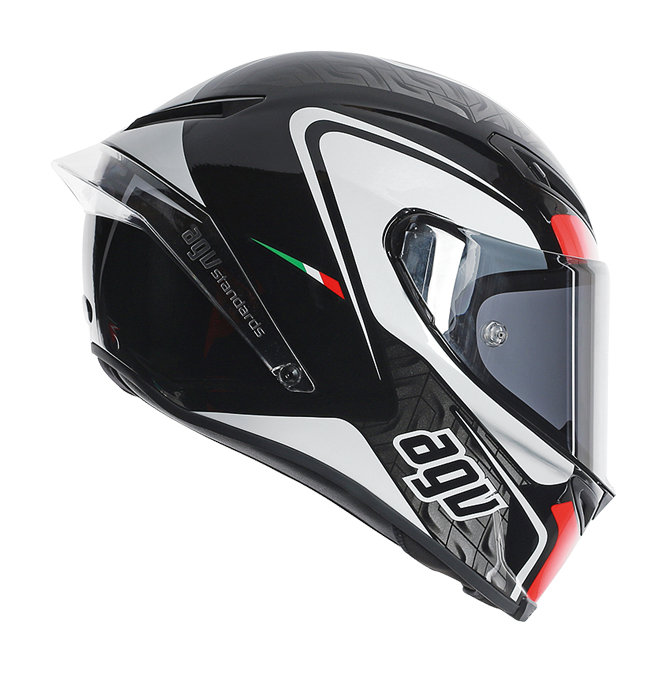 849 95 Agv Corsa Circuit Full Face Motorcycle Helmet 203937