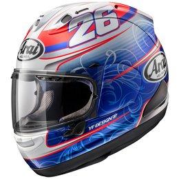 Arai Corsair X Dani Pedrosa Replica Full Face Helmet Blue